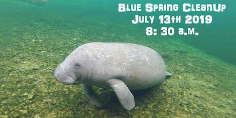 Blue Spring CleanUp for Manatees tickets