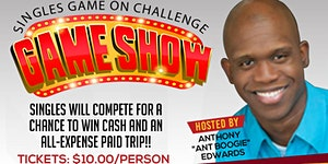 """GAME SHOW - """"Singles Game On Challenge Game Show"""""""