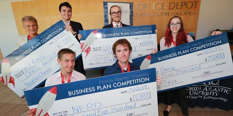 2020 FAU Business Plan Competition tickets