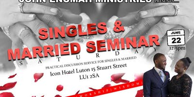 Singles & Married Seminar