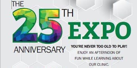 AVRC 25th Anniversary Expo tickets