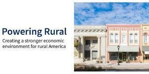 Powering Rural American  Creating a strong enviroment