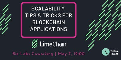 Scalability Tips & Tricks For Blockchain Applications