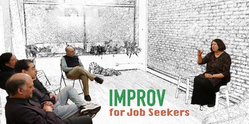 Improv for Job Seekers