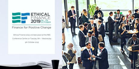 Ethical Finance 2019 tickets