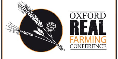 Oxford Real Farming Conference (ORFC) 2020 tickets