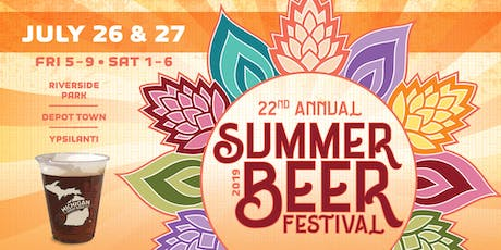 MI Brewers Guild 22nd Annual Summer Beer Festival tickets