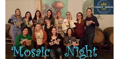 Mosaic Night in Murray Hill