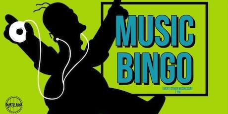 Music Bingo tickets