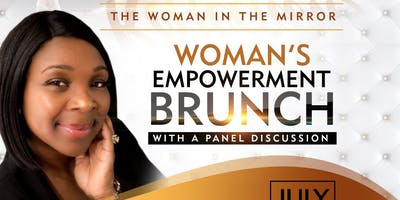 """Reflections """"The Woman In The Mirror"""" Empowerment Brunch"""