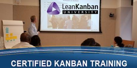 KMP I - Kanban System Design NYC tickets