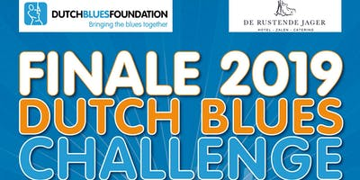 Finale Dutch Blues Challenge 2019 en Dutch Blues Awards