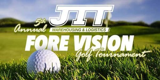 "5th Annual JIT ""FORE Vision"" Charity Golf Tournament"