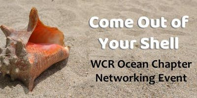 WCR Come out of Your Shell Networking Social - Ocean Network