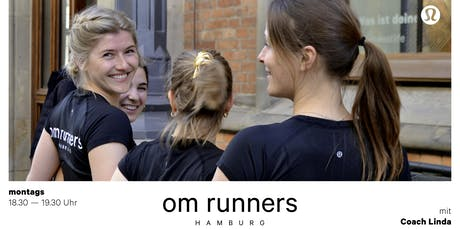 Om runners mit Linda  Tickets