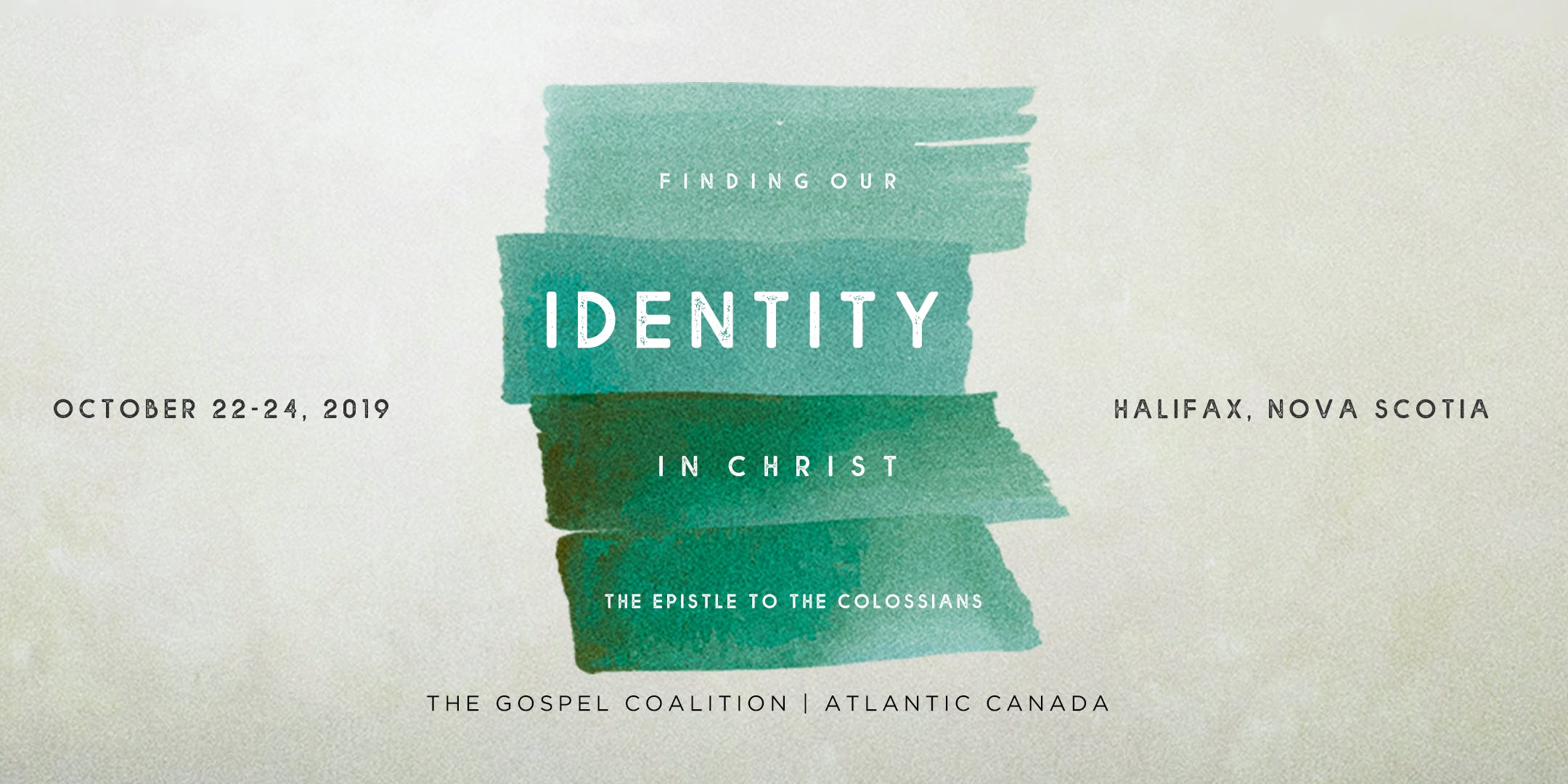 Identity in Christ: 2019 TGC Atlantic Conference