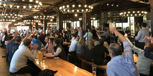 2019 Harpoon PMC Beer Launch Party
