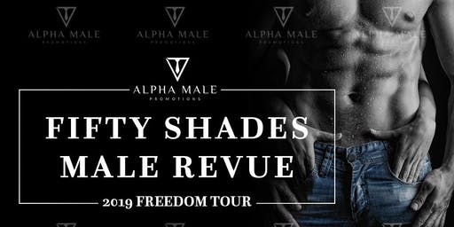Fifty Shades Male  Revue Highwood  IL
