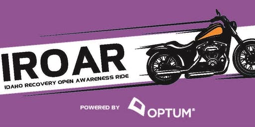 IROAR - Idaho Recovery Open Awareness Ride