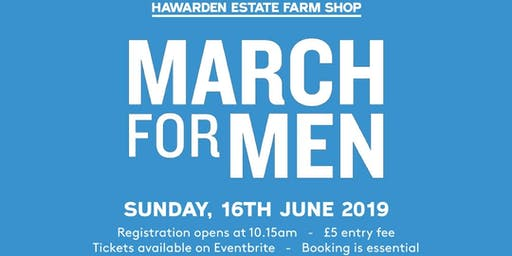 Hawarden Castle March for Men