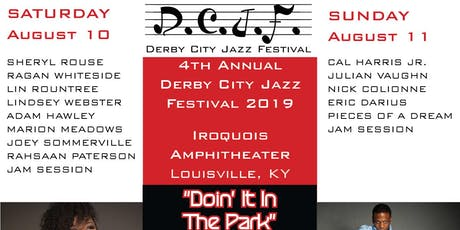 Derby City Jazz Festival tickets