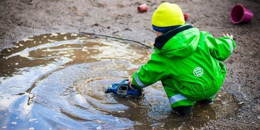 Playground Safety @Asheville Primary School