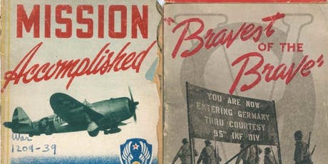 The Art of Suggestion: American Propaganda in Times of War and Peace. Part of the Hands-on History Series at The Free Library Parkway Central tickets