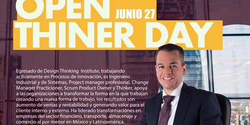 Open Thinker day Cd de México