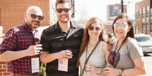 Atlanta Wine Walk 2019