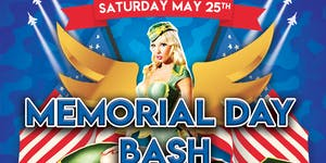 Memorial Day Weekend Bash @ The Greatest Bar