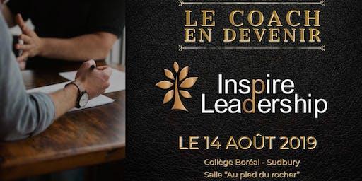 Le coach en devenir: 14 août 2019 au Collège Boréal
