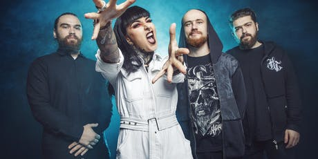 Jinjer, The Browning & Catalytic at The Vogue tickets