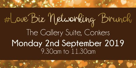 North West Leicestershire #LoveBiz Ladies Business Group Networking Brunch tickets