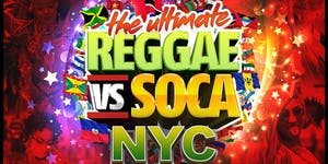 The Ultimate REGGAE vs SOCA NYC Aboard The Biggest Yach...
