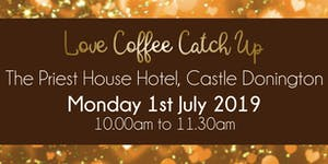 North West Leicestershire #LoveBiz Coffee Catch Up...