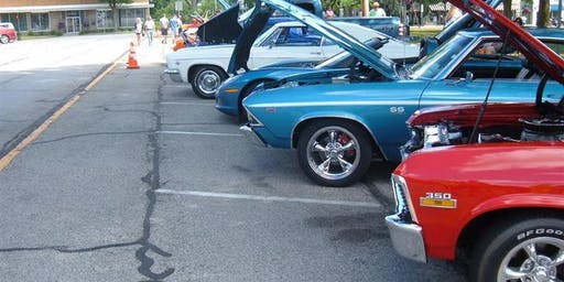 Chardon Chamber Classic Car & Bike Show