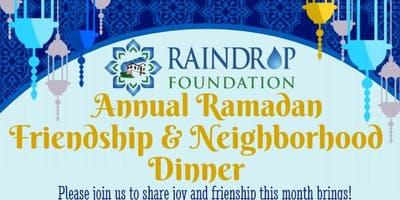 Ramadan Friendship & Neighborhood Dinner