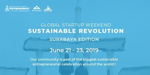 Global Startup Weekend Sustainable Revolution Surabaya Edition