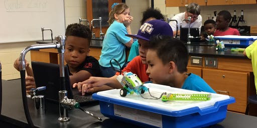 Duke Energy STEM Xtreme: Coding and Robotics Summer Camp