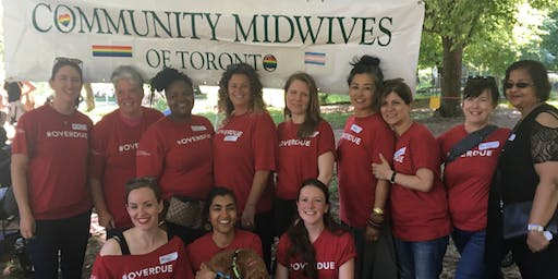Community Midwives of Toronto Potluck in the Park