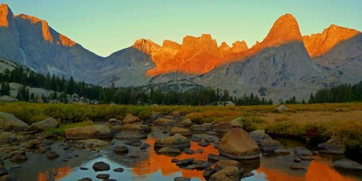 Walking the Wild:  Backpack the Wind Rivers Highline and Teton Crest Trail with Steve Lebrun