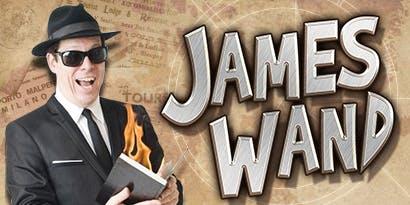 Tween Summer 2019: James Wand's Absolutely Fabulous Magic Class 3:00pm