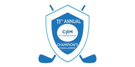 City Rescue Mission's 11th Annual Golf Tournament