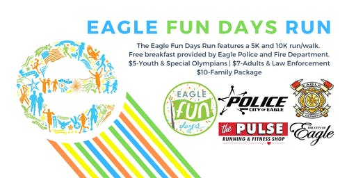 Eagle Fun Days Run