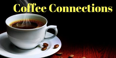 July Coffee Connections at Regus tickets
