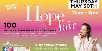The Hope Fair Summer 2019