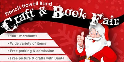 Francis Howell Marching Band Arts, Craft and Book Fair