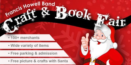 Francis Howell Marching Band Arts, Craft and Book Fair tickets