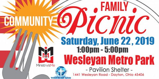 FREE CITY-WIDE FAMILY PICNIC (Dayton, Ohio)