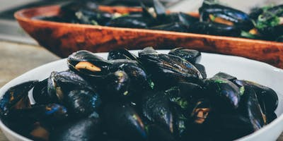 Friday Night is.... Moules Frites!